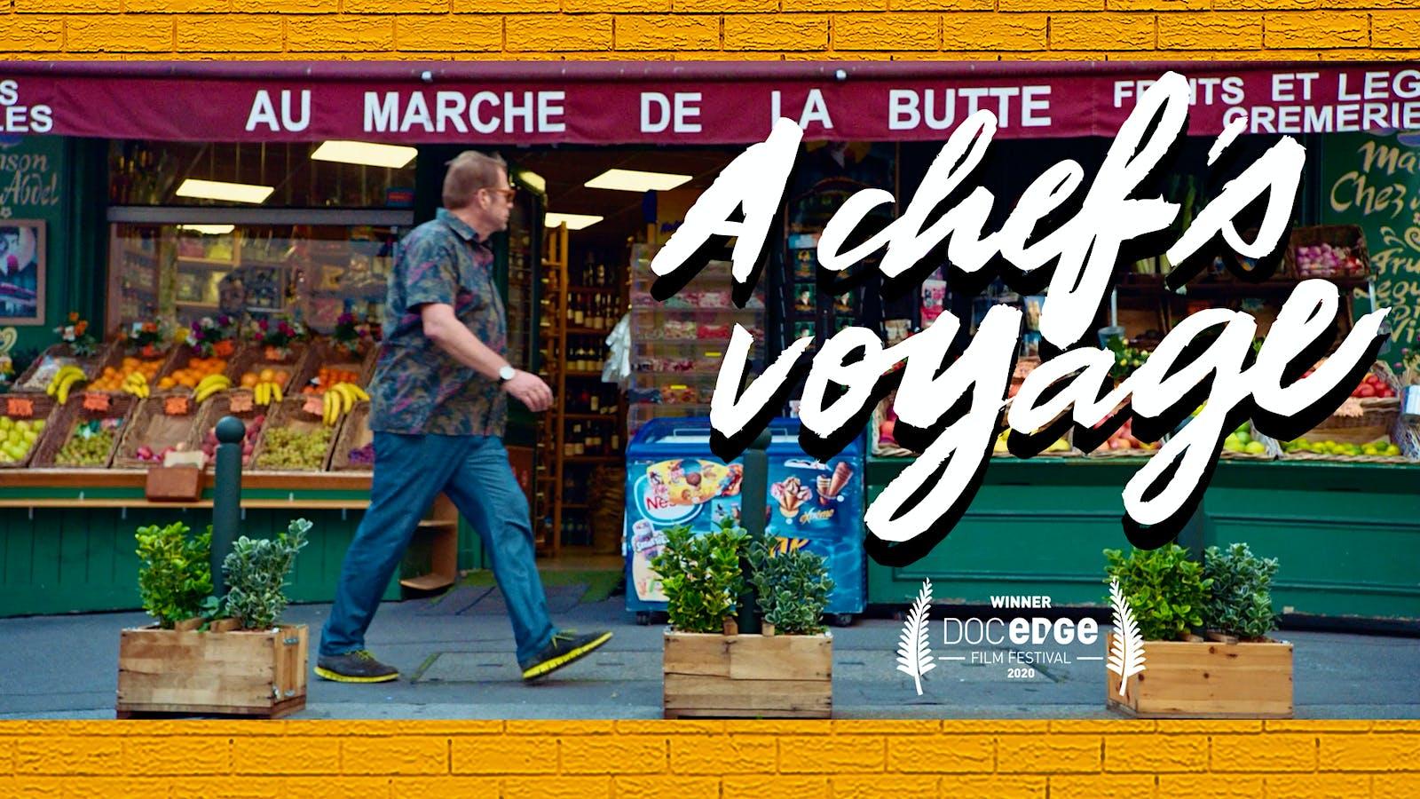 Documentary Film 'A Chef's Voyage' Follows Manresa Chef David Kinch Through France