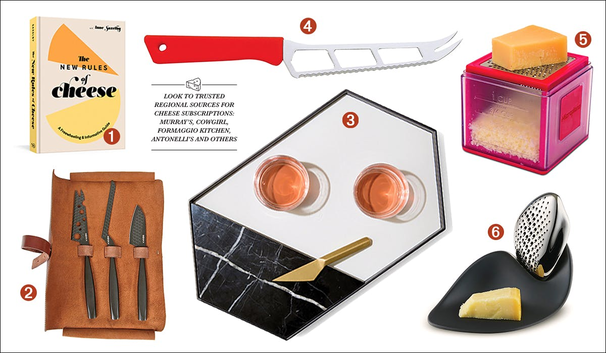 2020 Gift Guide: Cheese