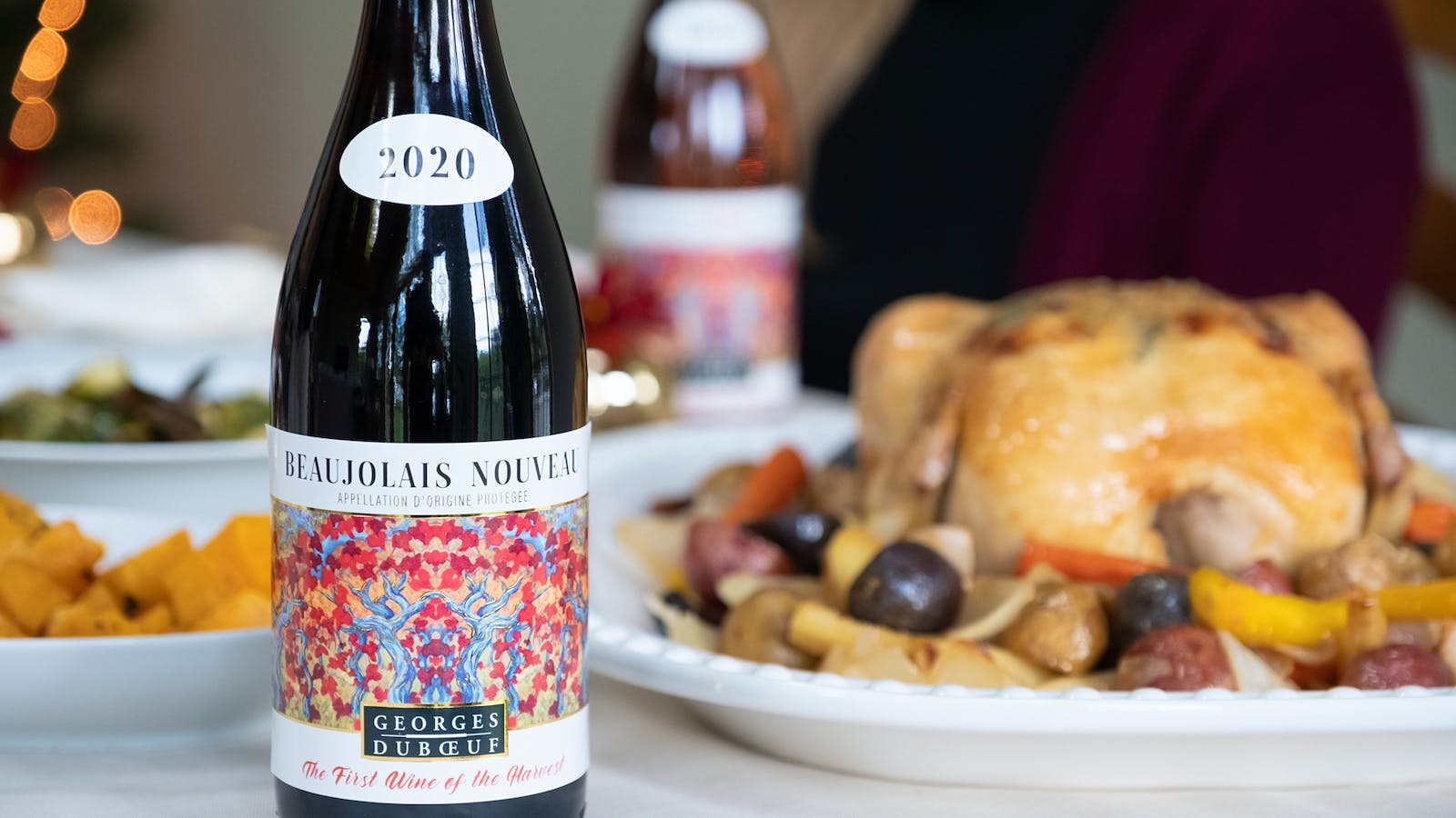 2020 Beaujolais Nouveau: Celebrating Bright Wines in a Dim Year