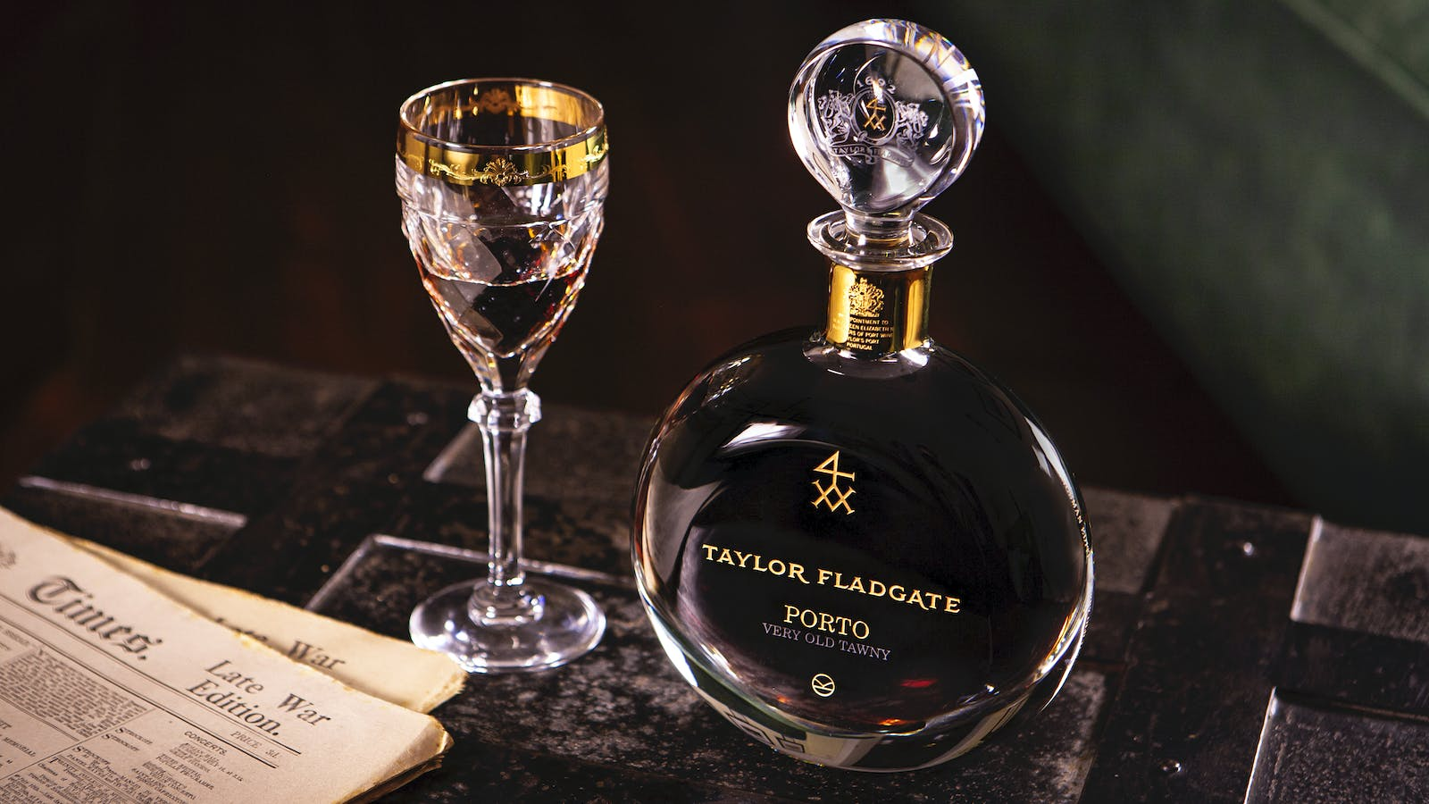 A Gentleman's Pour: Taylor Fladgate and New 'Kingsman' Film Launch 90-Year-Old Port