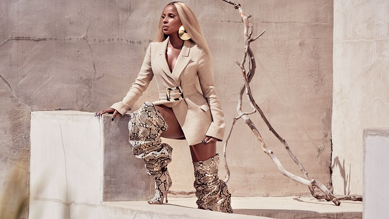 Making Wine Fit for a Sun Goddess: A Live Chat with Mary J. Blige