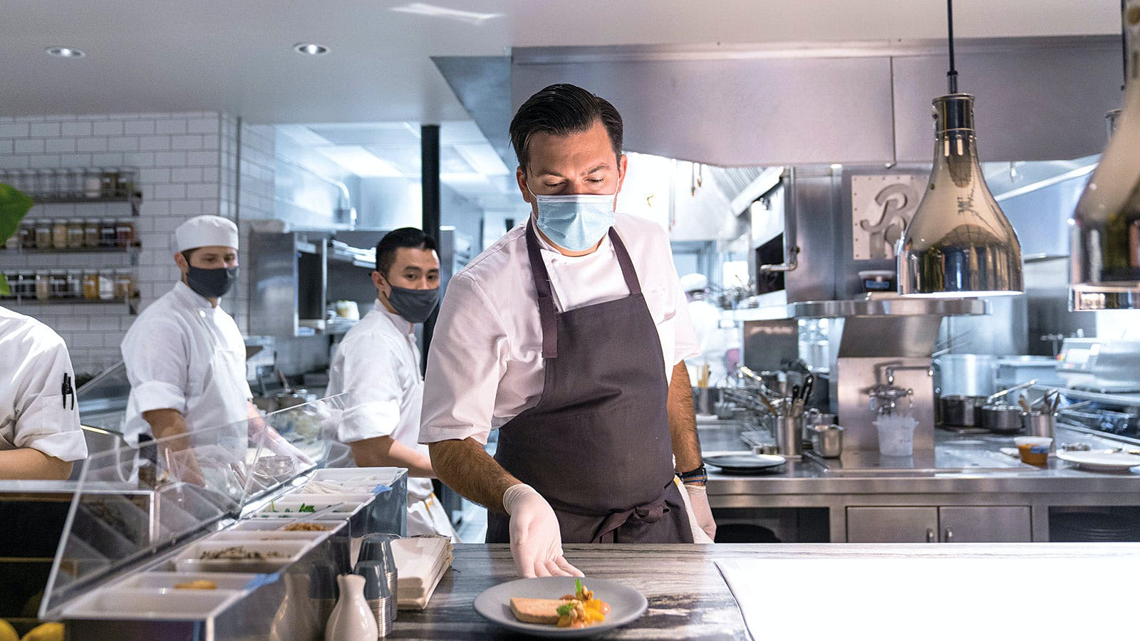 Newly Opened Restaurants Forge Ahead