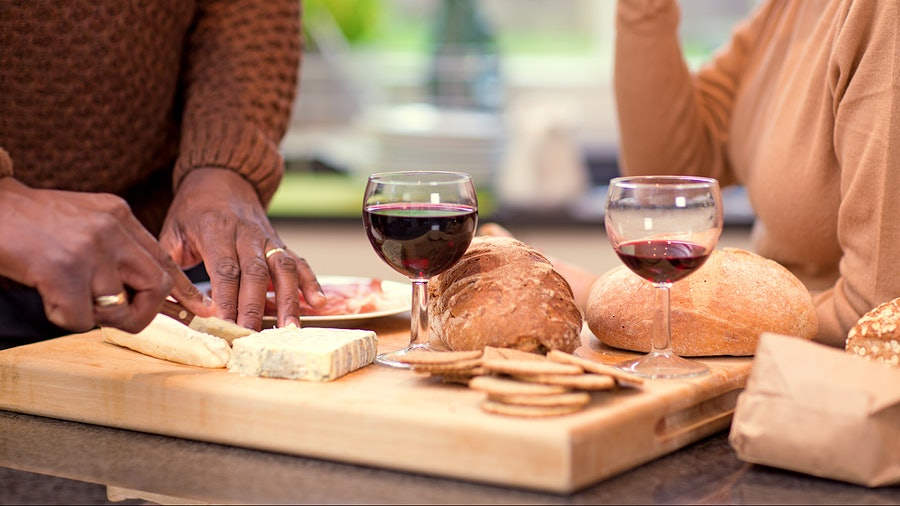 Scientists found that people who regularly consume red wine and cheese had a lower risk of cognitive decline.