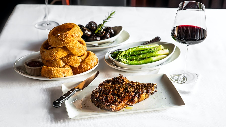 Pappas Bros. Steakhouse in Texas is the only restaurant with three Grand Award–winning locations.