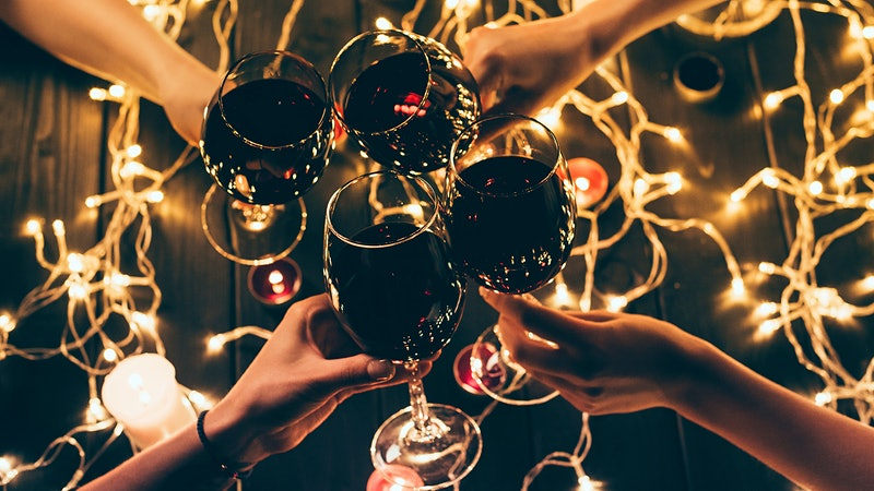 8 Festive Value Wines for the Holidays