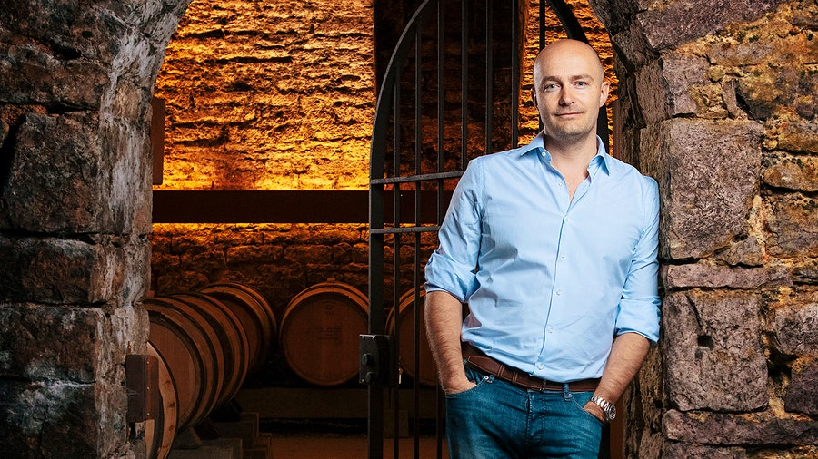 Erwan Faiveley has invested in Sonoma Pinot Noir, expanding beyond Burgundy.