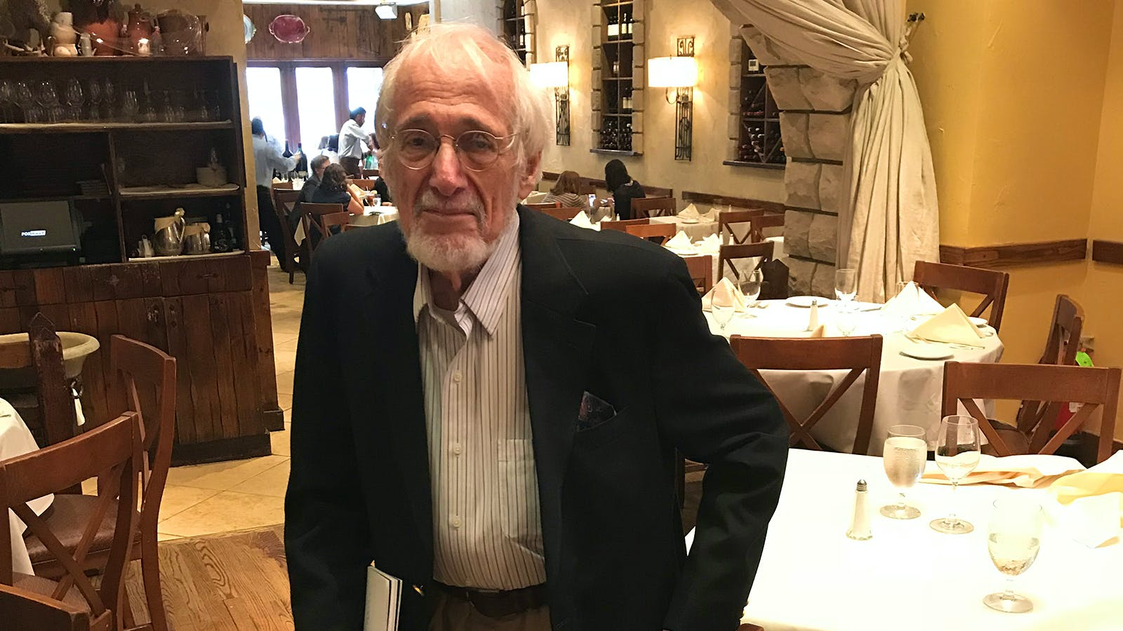 Remembering Howard Goldberg