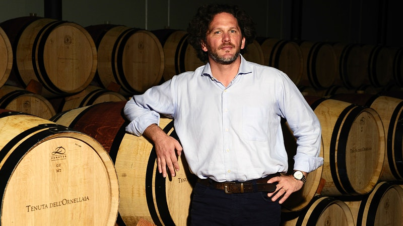 Big in Bolgheri: A Live Chat with Ornellaia's Axel Heinz