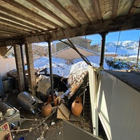The roof of the historic building collapsed under the snow, destroying fermentation tanks and amphorae.Vall Llach's Cellar Roof Collapses Under Record Snow