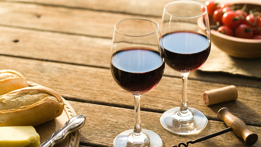 The FDA says that second glass of wine is OK for men, but states that Americans need to reduce their binge drinking.