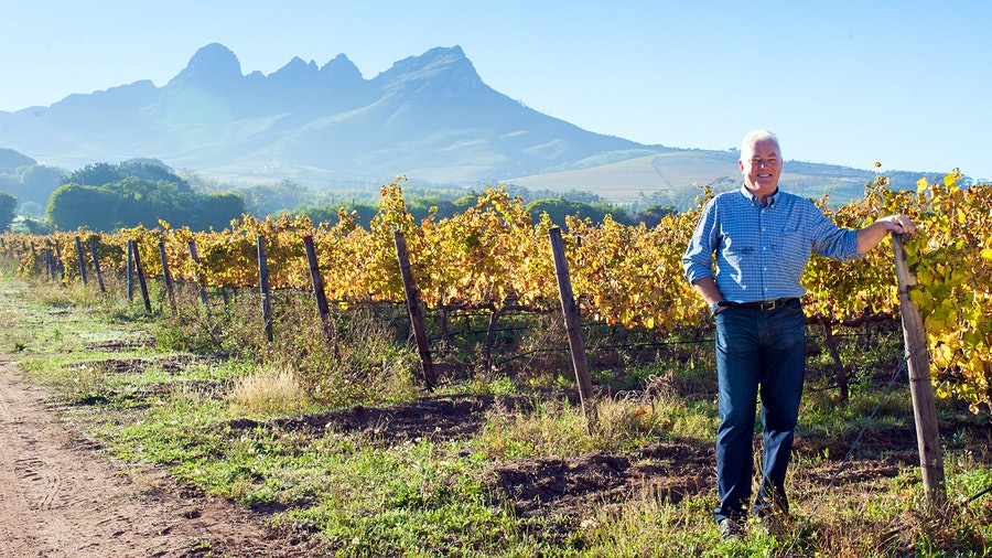 South Africa's Ken Forrester says the country's latest ban on alcohol sales could be the final blow for some small wineries.