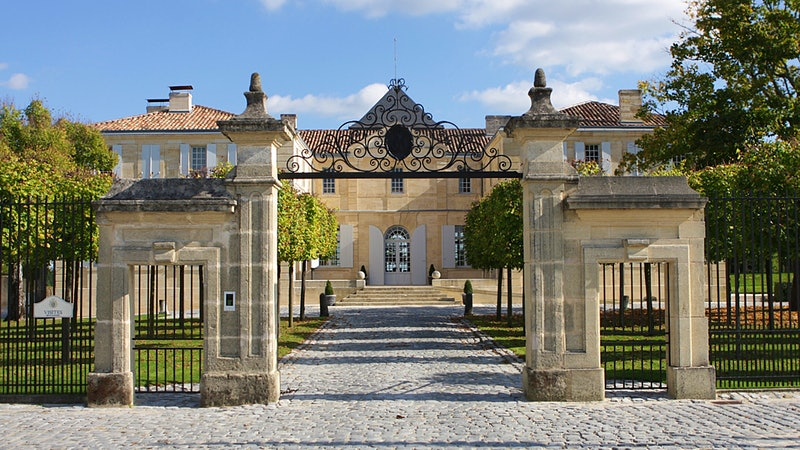Bordeaux's Château du Tertre Sold