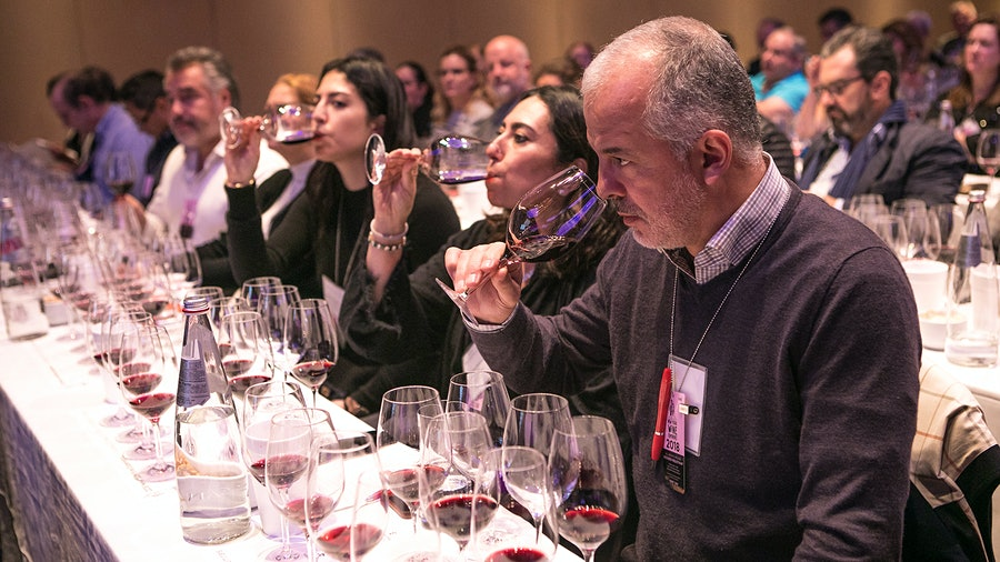 Proceeds for the Wine Experience go toward the Wine Spectator Scholarship Fund's charitable efforts.