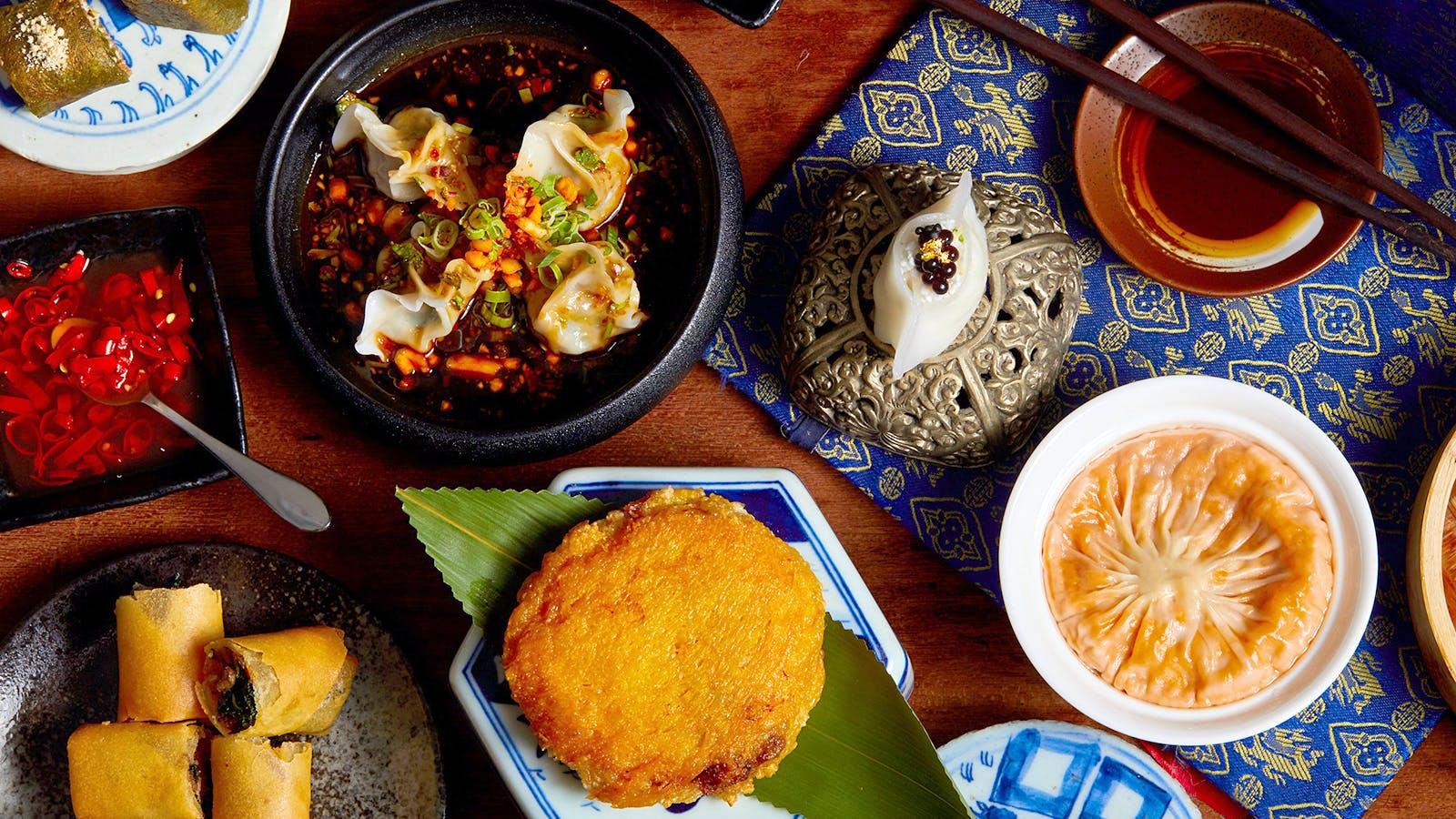 9 Asian Eateries with Exceptional Wines
