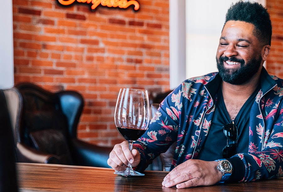DLynn Proctor was inspired to become a sommelier by a love for wine, food and travel.