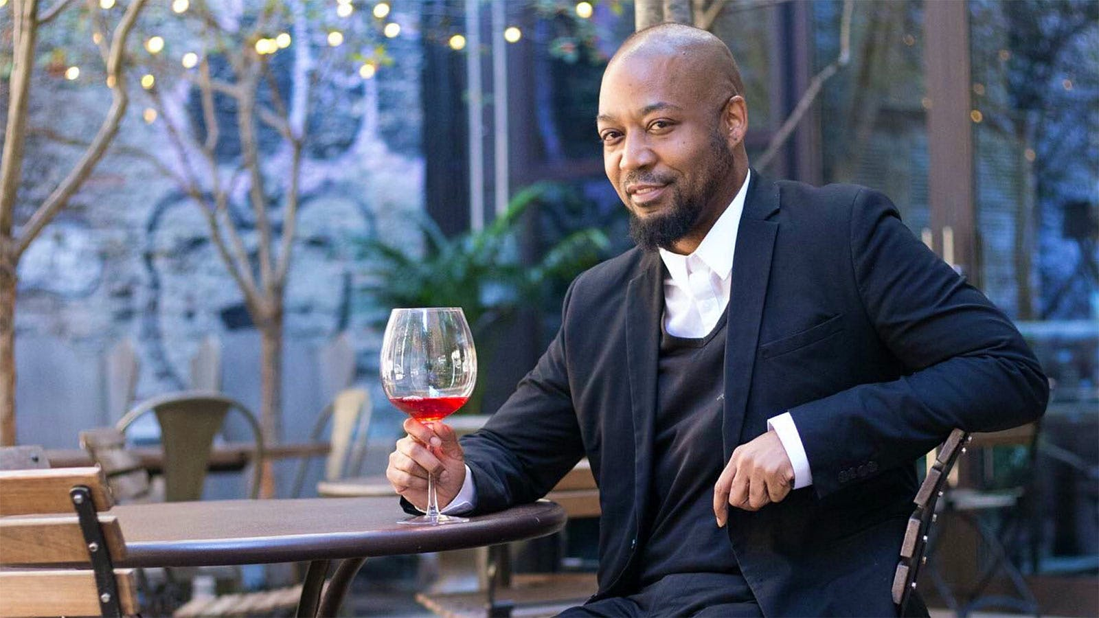 Wine Talk: Charles Springfield's Personal Tune