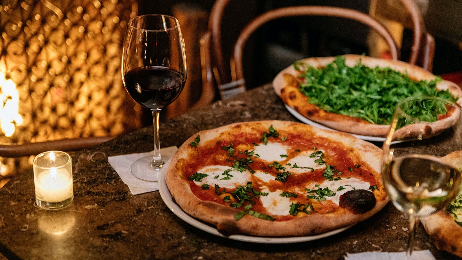 8 Piping-Hot Pizza Places with Terrific Wine Lists