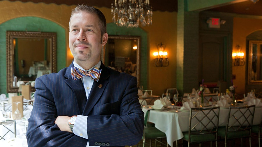 Sommelier Dan Davis has completely recovered his sense of smell three months after contracting COVID-19, but the experience was traumatic.