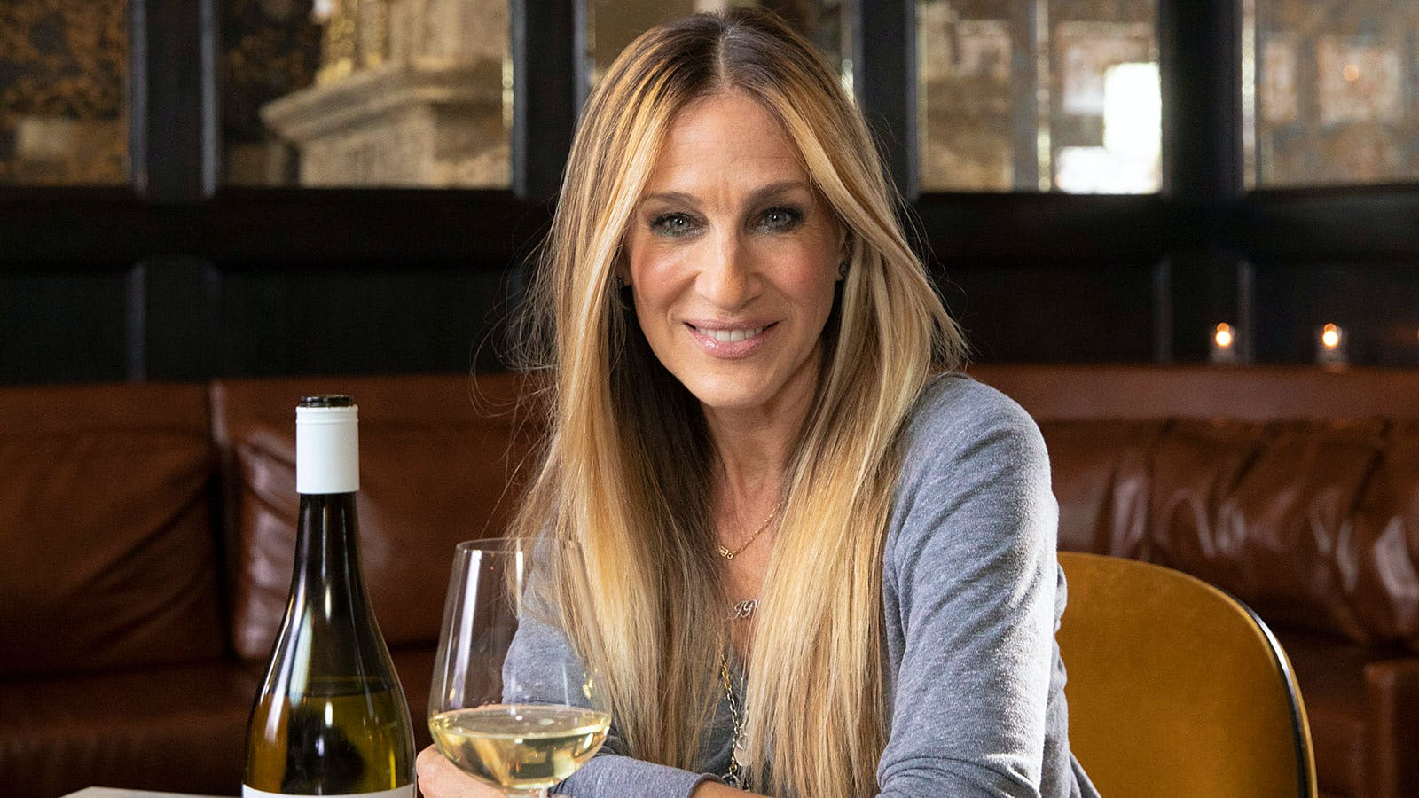 Sarah Jessica Parker Joins Wine Spectator in Upcoming Instagram Live Chat