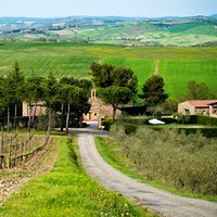 Tuscany's San Filippo winery sits one mile from the town of Montalcino98-Point Brunello, Dynamic California Reds and Grand Cru Burgundies