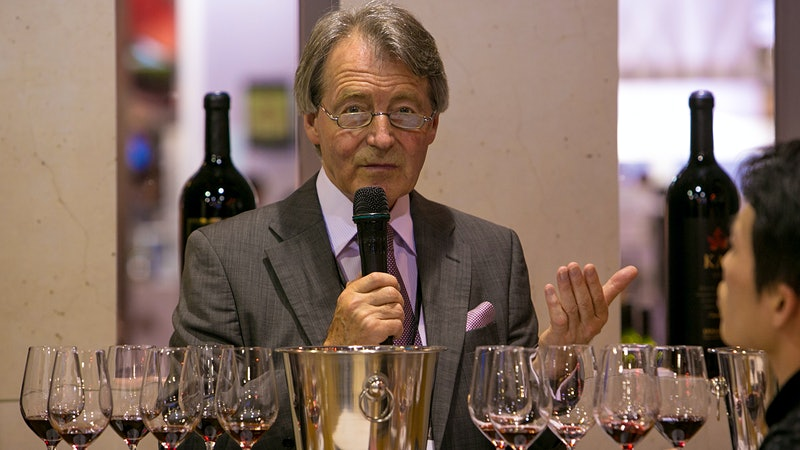 Steven Spurrier, Wine Educator and Enthusiast, Dies at 79