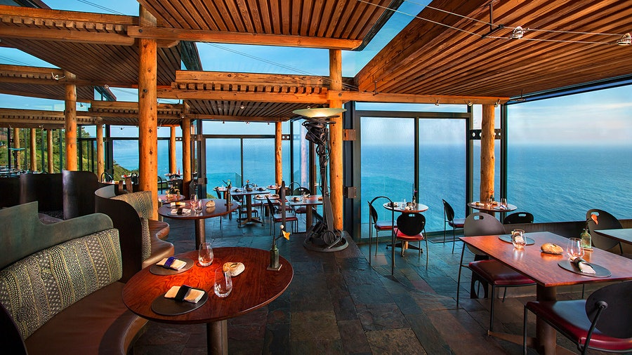 Sierra Mar in Big Sur, Calif., is a Grand Award winner with a striking cliffside setting overlooking the Pacific Ocean.