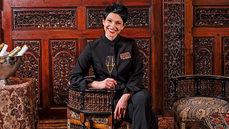 Though it's bittersweet to see this chapter of Restaurant Mosaic come to a close, chef Chantel Dartnall says that after 15 years, she's content with the destination's accomplishments, including Wine Spectator's Grand Award.