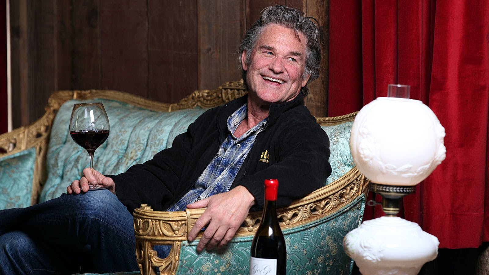Chasing Burgundy: Kurt Russell Chats Live About His Pinot Noir Project