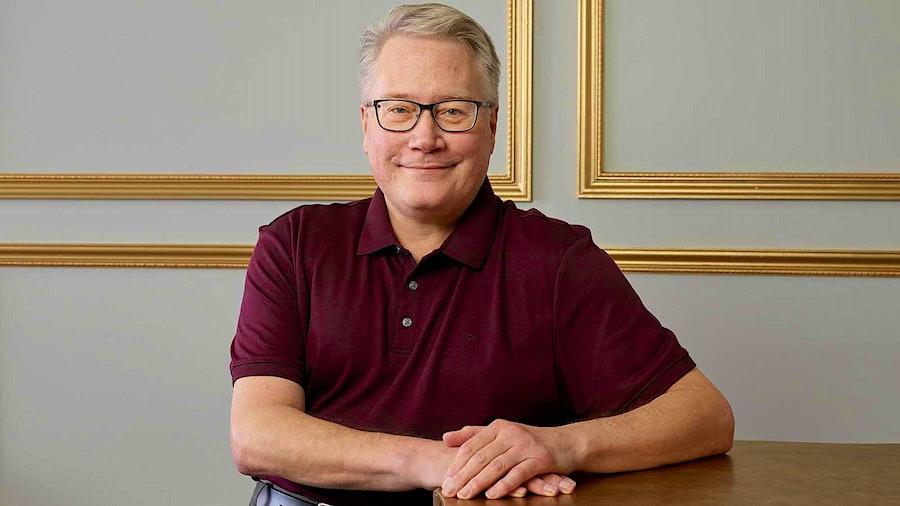 Senior editor Tim Fish