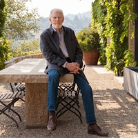 Bill Harlan believes Napa's best days are yet to come and that his kids are well-positioned to help build that future.Bill Harlan's 100-Year Vision