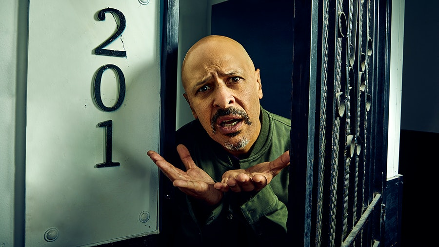 Maz Jobrani fell in love with wine during a trip to Italy as a student.