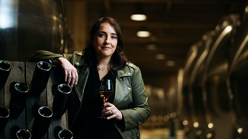 Pop Stars: Pauline Lhote of Napa's Domaine Chandon