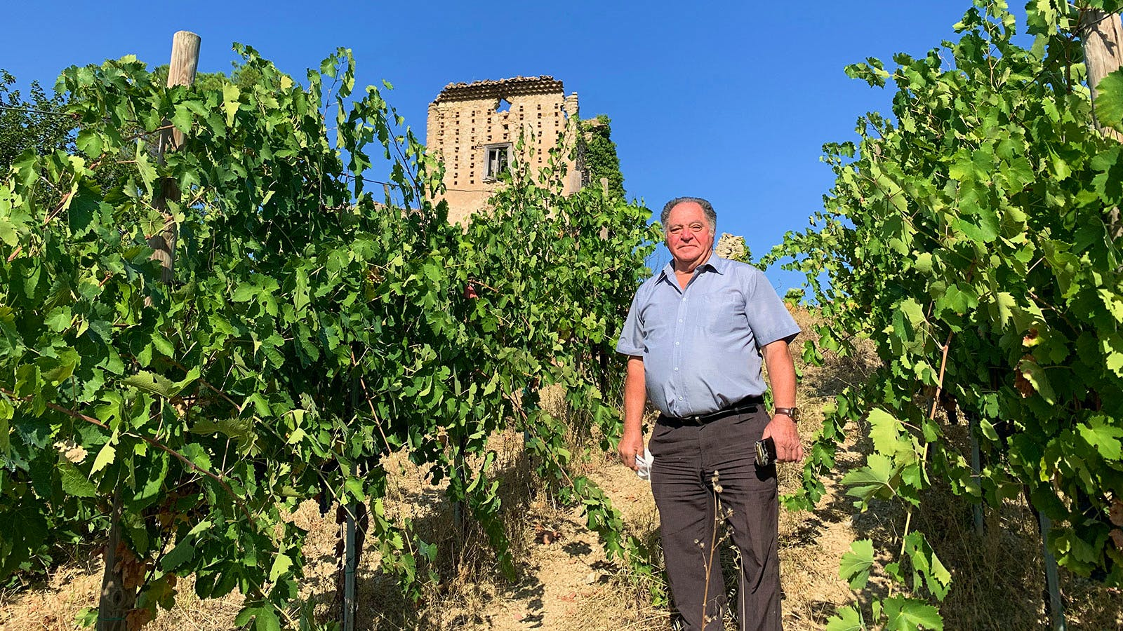The Tractor of Montemarano (Touring Campania, Part 4)