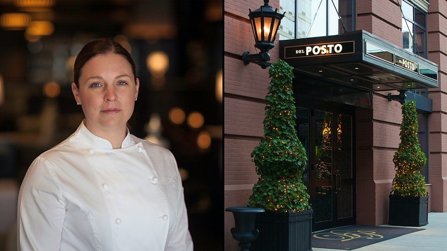 Chef Melissa Rodriguez and her two business partners have big plans for the space they just purchased, the former spot of Grand Award winner Del Posto.