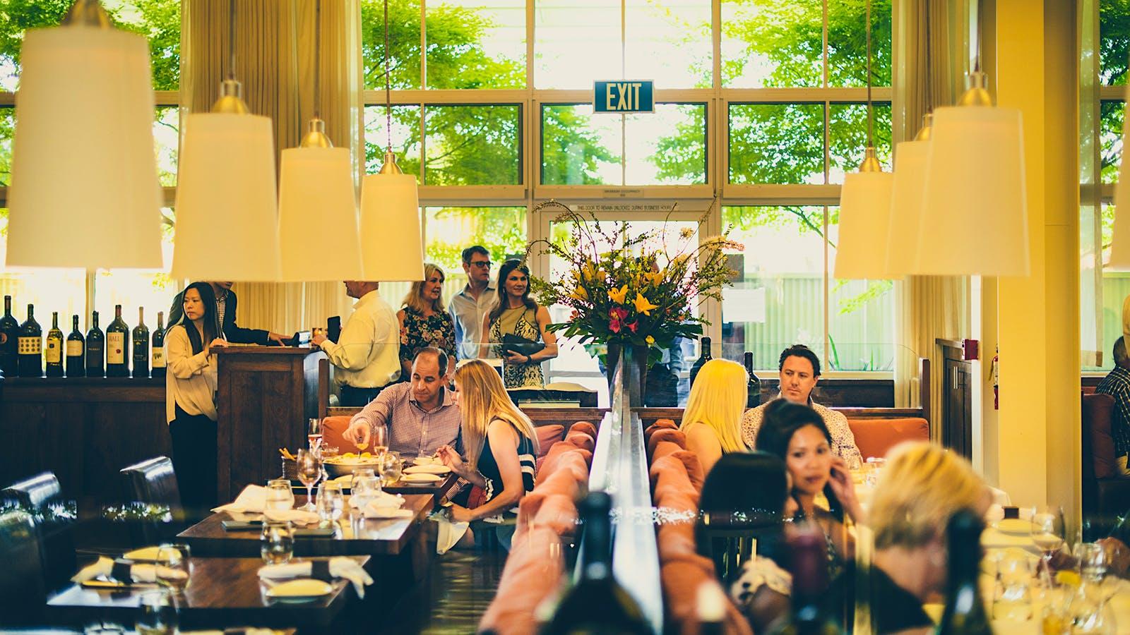 Napa's Press Restaurant Names New Wine Director
