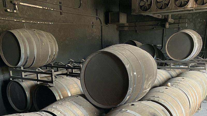 Exclusive First Look: Newton Vineyard Rebuilds After 2020 Wildfires