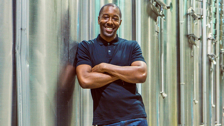 Donae Burston hopes Constellation's investment in La Fête du Rosé will help his brand grow beyond 15,000 cases a year.