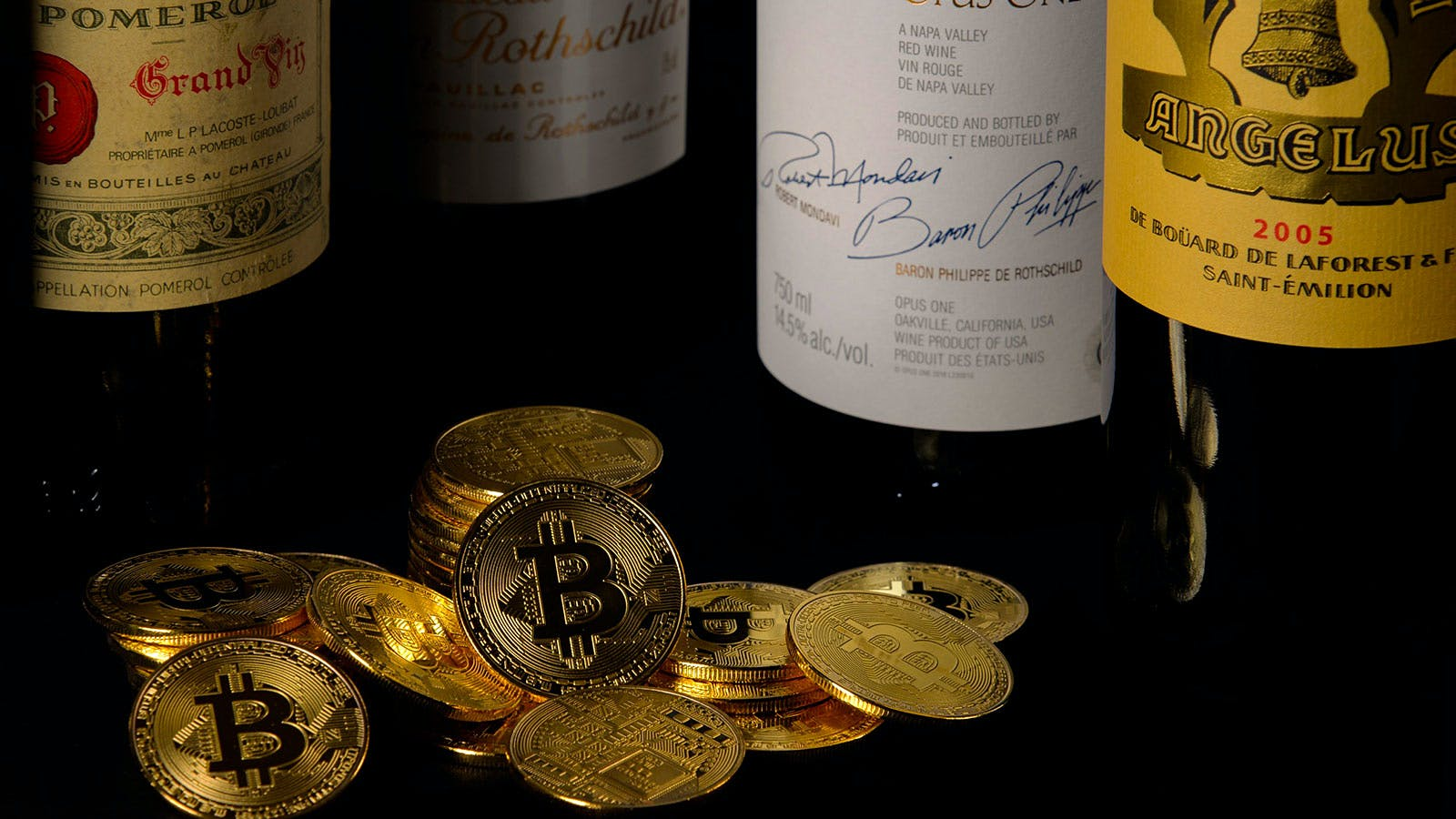 First-Growths and Bitcoin: Cryptocurrency Enters the Fine Wine Chat