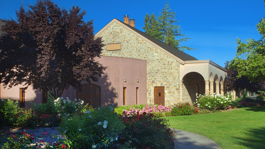 Sebastiani's winery has been a landmark in the town of Sonoma for decades.