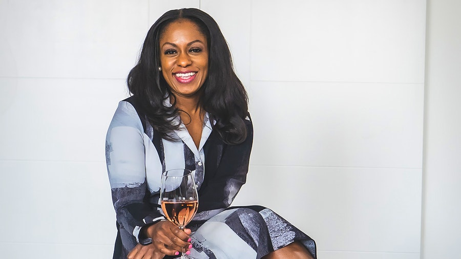 Regine Rousseau believes the secret to introducing new people to wine is to help them realize there are no barriers to entry.