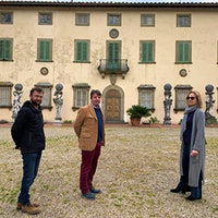 Gaddo, Filippo and Beatrice are among the Contini Bonacossi family members carrying on winemaking work that dates to Renaissance times while continuing to innovate with new bottlings.A Great Old Tuscan