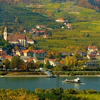 Spitz is one of several villages in Austria's Wachau region where Domäne Wachau harvests Grüner Veltliner.8 Delicious Grüner Veltliners Under $20