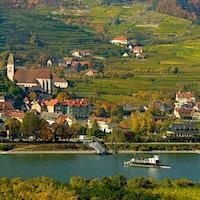 Spitz is one of several villages in Austria's Wachau region where Domäne Wachau harvests Grüner Veltliner.8 Delicious Grüner Veltliners Under $20