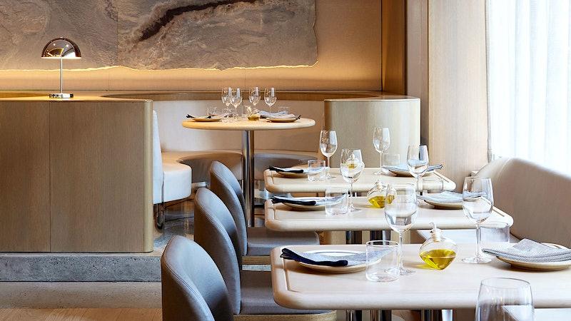 Chef John Fraser Opens Aegean-Inspired Iris in New York City