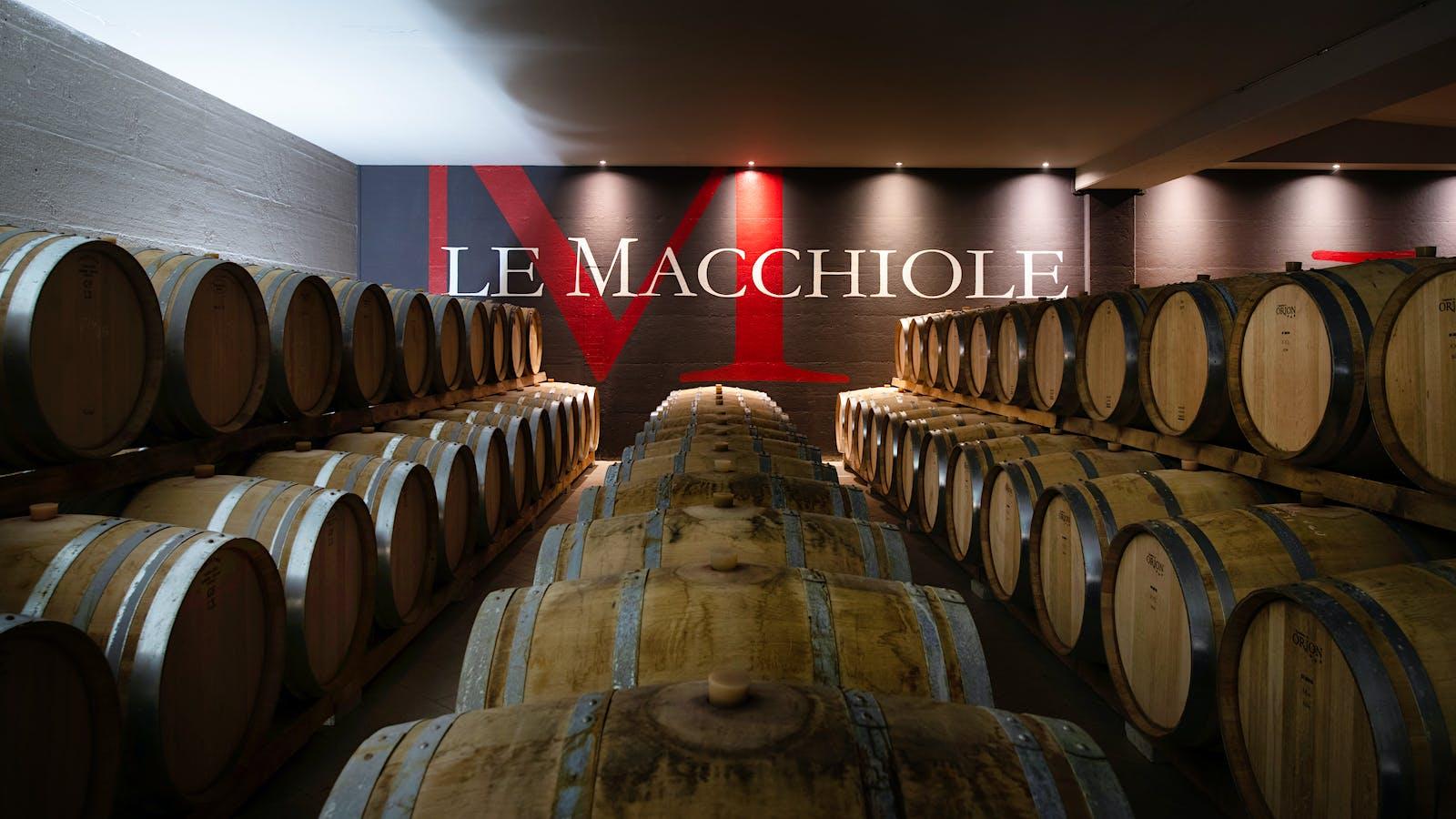 Le Macchiole's Flagship Messorio Reveals the Graceful Side of Merlot