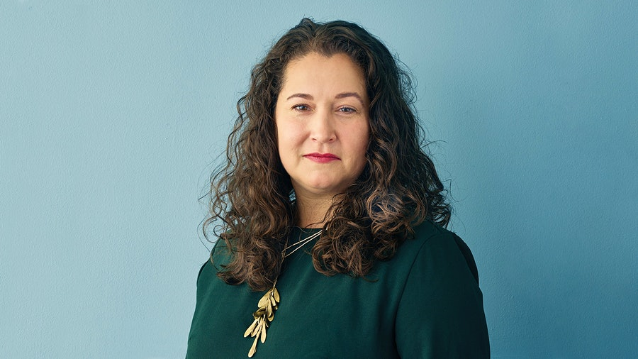 Senior editor MaryAnn Worobiec