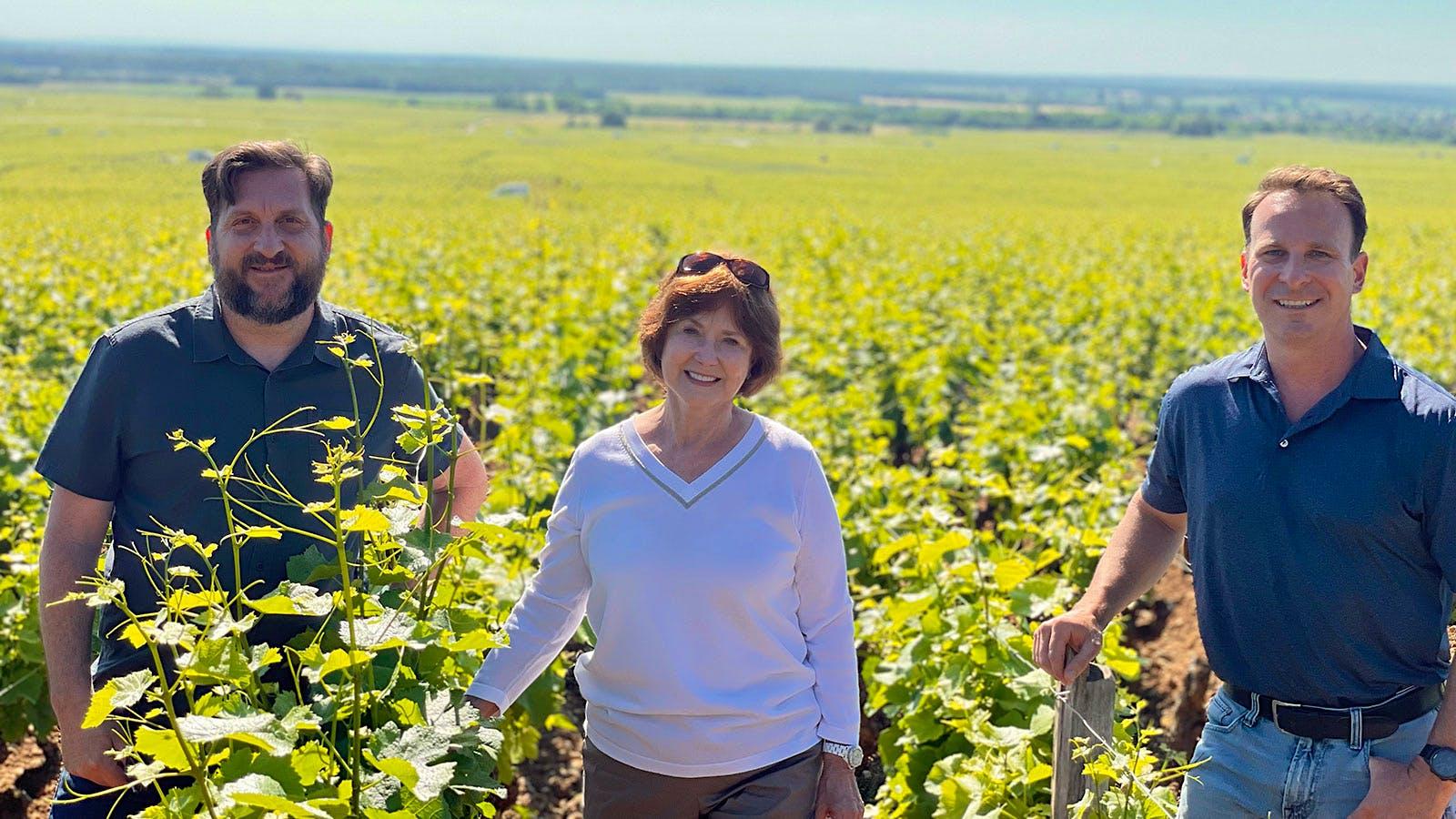 Oregon's Evenstad Estates Buys Burgundy Domaine and Vineyards