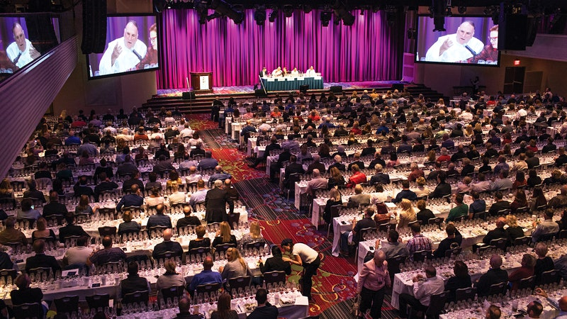 Wine Spectator's 40th Annual New York Wine Experience Is Sold Out