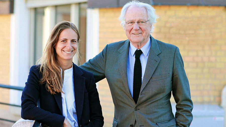 Saskia de Rothschild is now calling the shots at Château Lafite-Rothschild, with the help of her father, Baron Eric.