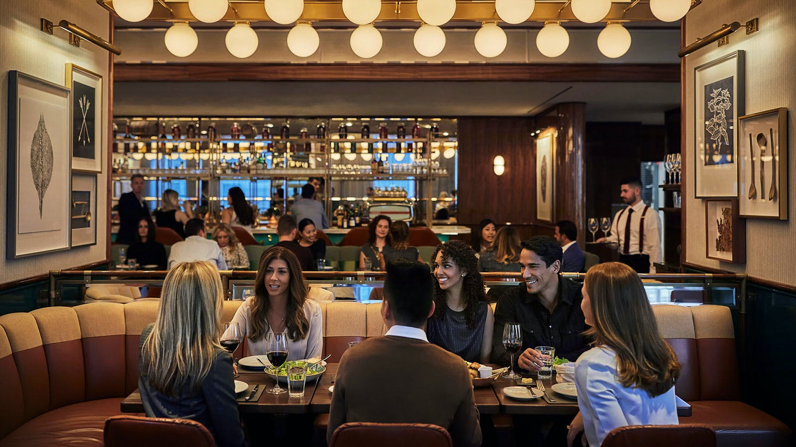 Wine Spectator Reveals 2021 Restaurant Award Winners